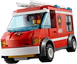 LEGO 60023 City Starter Set Fire Truck Ambulance - Save The Day ...