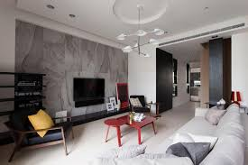 Red White Living Room Pixels Home Pinterest Bachelor Pad Decor Modern Asian And Minimalist