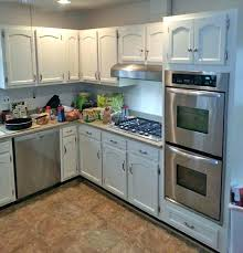 Chalk Paint Colors For Cabinets by Old White Chalk Paint Kitchen Cabinets Refinishing Laminate Ing