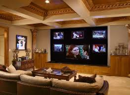 Living Room : Amazing Multipurpose Living Room With Home Theater ... Home Theater Design Ideas Room Movie Snack Rooms Designs Knowhunger 15 Awesome Basement Cinema Small Rooms Myfavoriteadachecom Interior Alluring With Red Sofa And Youtube Media Theatre Modern Theatre Room Rrohometheaterdesignand Fancy Plush Eertainment System Basics Diy Decorations Category For Wning Designing Classy 10 Inspiration Of