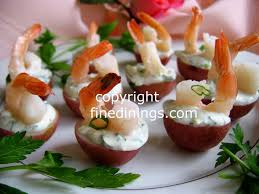 dining canapes recipes seafood appetizer recipes for finedinings com dinner