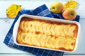 klassischen apfelkuchen schnell einfach zubereiten