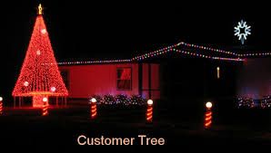 Flagpole Christmas Tree Kit White by 20 Foot Mega Christmas Tree For Outdoor Christmas Decorations