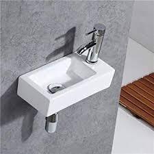 handwaschbecken klein gimify mini waschbecken wc zur