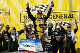 100 Nationwide Truck Series Ryan Blaney Ricky Stenhouse Win