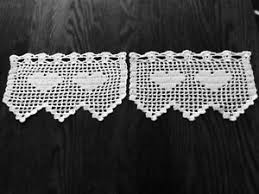 gardinen häkeln in gardinen vorhänge günstig kaufen ebay