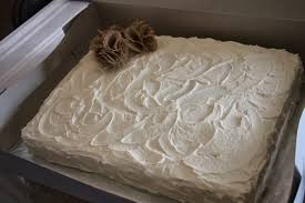 Simply Delightful Cakes Rustic Wedding Cake With Burlap Less UGLY Of All The Sheet