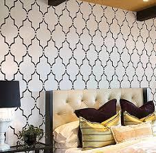 decorative stencils for walls moroccan stencils trendy wall stencils moroccan stencil patterns