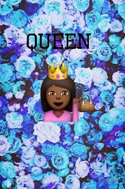 Cute Emoji Wallpapers For Girls Queen Wallpaper