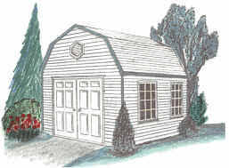 10x10 Shed Plans Blueprints by Free Shed Plan Material Lists From Just Sheds Inc