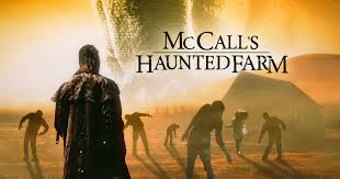 Pumpkin Patch Near Clovis Ca by Mccall U0027s Haunted Farm Moriarty New Mexico Haunted House