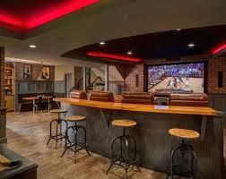 Sport Bar Design Ideas Basement Sports Bar Basement Finishing