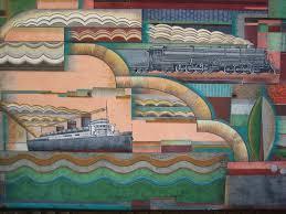 Coit Tower Murals Images by 64 Best Depression Era Art Deco Murals Images On Pinterest
