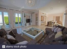 living room lounge in luxus villa zeigen home übersicht