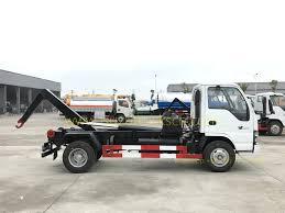 100 Hook Truck Hot Selling 5cbmm3 Isuzu Garbage Lift Waste