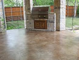 Nice Concrete Patio Floor Paint Ideas Painting Concrete Basement