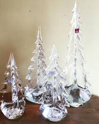 Simon Pearce Christmas Trees by Glass U2013 Lex U0026 Lynne Bridal