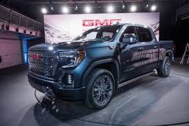 2019 Gmc Sierra Denali First Review Kelley Blue Book For 2019 Gmc ...