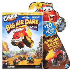 Chuck Big Air Dare DVD And Vehicle, CHUCK THE DUMP TRUCK And FLIP ... Tonka Chuck Friends Car Lot Sheriff Maisto Dump Truck Windup Coloring Best 28 Collection Of The Sterling Dump Truck Wilson Flickr Hasbro Tonka Chuck Talking Animated Rolling Pages And Rumblin 50 Similar Items Playskool Rc Spnin Vehicle Amazoncom Race Along Toys Games Sword Dhs Diecast Blog Interesting Grossery Gang Muck Garbage Amazoncouk Ride On