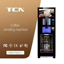 Excellent Coffee Vending Machine Nescafe Instant