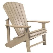 Outer Banks Polywood Folding Adirondack Chair by The Cottage Shop On The Outer Banks