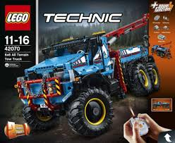 100 Lego Monster Truck Games LEGO Technic 42070 6x6 All Terrain Tow Release Au Flickr
