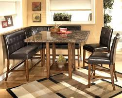 Upholstered Dining Room Bench With Back Table Set Seat