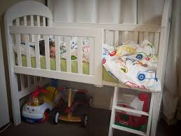 Cribs That Convert To Toddler Beds by From Baby Crib To Toddler Bed