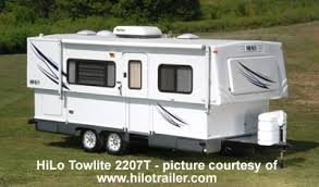 Telescoping Travel Trailers Hilo Closed