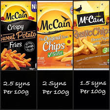 Arent These Surprisingly Low In Syns Well Done McCains Lowsyn Slimmingworld