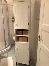 ikea silveran hochschrank badezimmer in 80797 münchen für 50