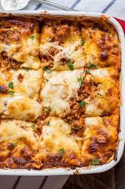 Cottage Cheese Lasagna