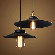 Industrial Lamp Shade Vintage Retro Pendant Light Lampshade Loft Lights Living Dining Room Countryside Australia
