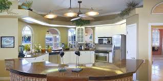 wohnzimmer küche ferienhaus coral sun in cape coral florida