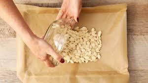 Roasted Shelled Pumpkin Seeds by How To Roast Pumpkin Seeds Eatingwell