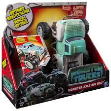 Amazon.com: Monster Trucks Monster Axel Big Ugly Vehicle: Toys & Games Behance Traxxas 360341 Bigfoot Remote Control Monster Truck Blue Ebay Unboxing Sonuva Digger Jam Diecast Toy Youtube New Bright 124 Scale Rc Maxd Walmartcom Thesis For Monster Trucks Research Paper Service 13149115 24g 112 40km Rtr Brushed Off Whosale Childrens Big Wheels Pick Up Toys In 2 Colors 116 Road Toys Jeep Pull Back School Bus Novelty Vehicles Trucks