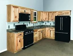 Menards Kitchen Appliances Value Choice L Hickory Kitchen Cabinets