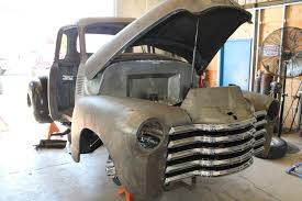 100 1951 Chevy Truck Truck MetalWorks Classics Auto Restoration Speed Shop
