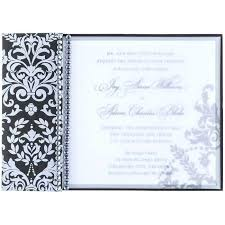 Unique Hobby Lobby Wedding Invitation Templates For Gem Strip Invitations 27