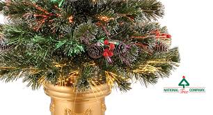 Fiber Optic Christmas Trees On Sale by National Tree Company About Fiber Optic