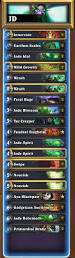 Malygos Deck July 2017 by Dominate The Ladder Climb Ranked With Jade Druid Gamer Sensei