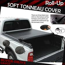 100 Truck Bed Covers Roll Up Details About Lock Soft Tonneau For 19982000 CHEVY GMC CK Pickup 65 FT