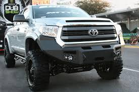 Fab Fours 2014+ Tundra Premium Front Bumper W/No Guard [TT14-H2851-1 ...