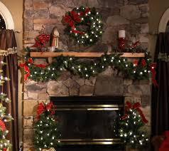 Qvc Christmas Trees Uk by Bethlehem Lights 15th Anniversary 9 U0027 Prelit Garland U2014 Qvc Com
