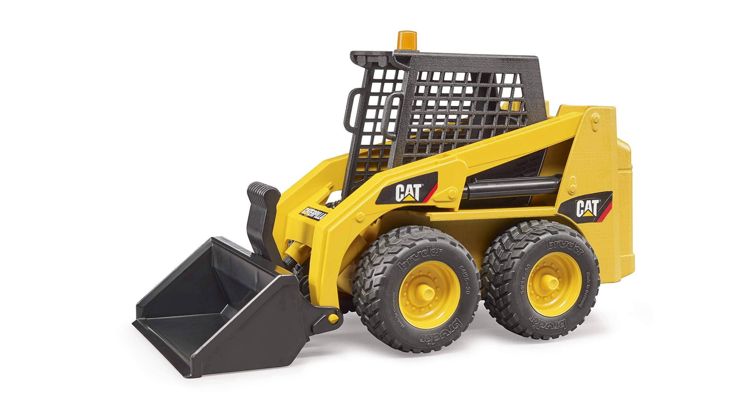 Cat Skid Steer Loader Toy