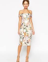 floral dresses for bridesmaids asos bridesmaid dress asos