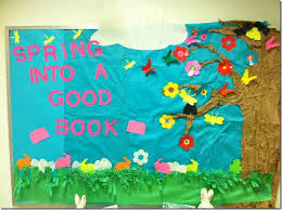 Spring Into A Good Book