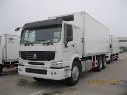 100 Freezer Truck China Sinotruk HOWO 6X4 20ton China Refrigerator