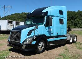 100 Truck Volvo For Sale 2007 VNL Semi Truck Item DD1634 SOLD September 21