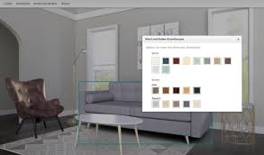 amazons wohnzimmer planer showroom lässt virtuell möbel